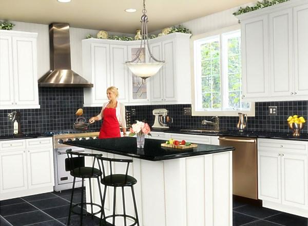 Contemporary Kitchen Interior Remodel Ideas #14061