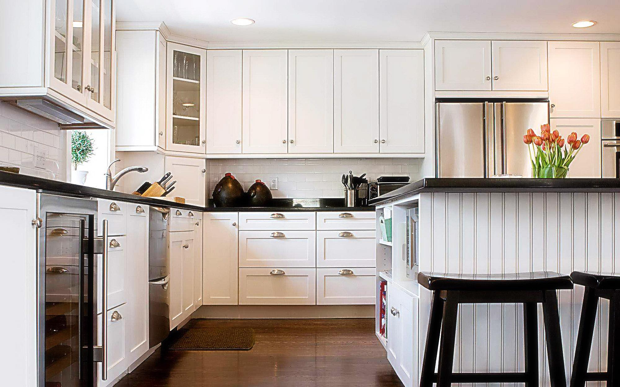 white kitchen decor mobile home interesting rustic interior design ideas 13700