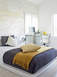Luxury Design For Small Bedroom Interior Space #16517 ...