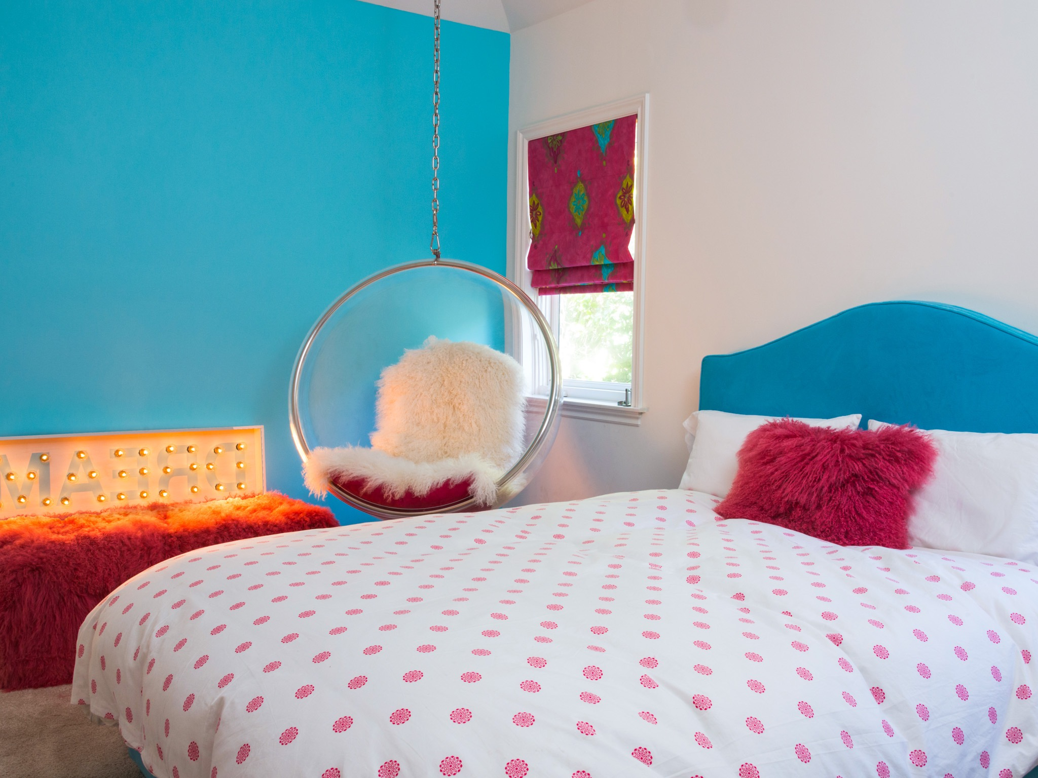cute chairs for teenage bedrooms swivel round chair fun ideas a girl 39s bedroom decor 16535