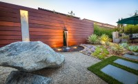 Contemporary Garden Design With Elegant Look #16274 ...