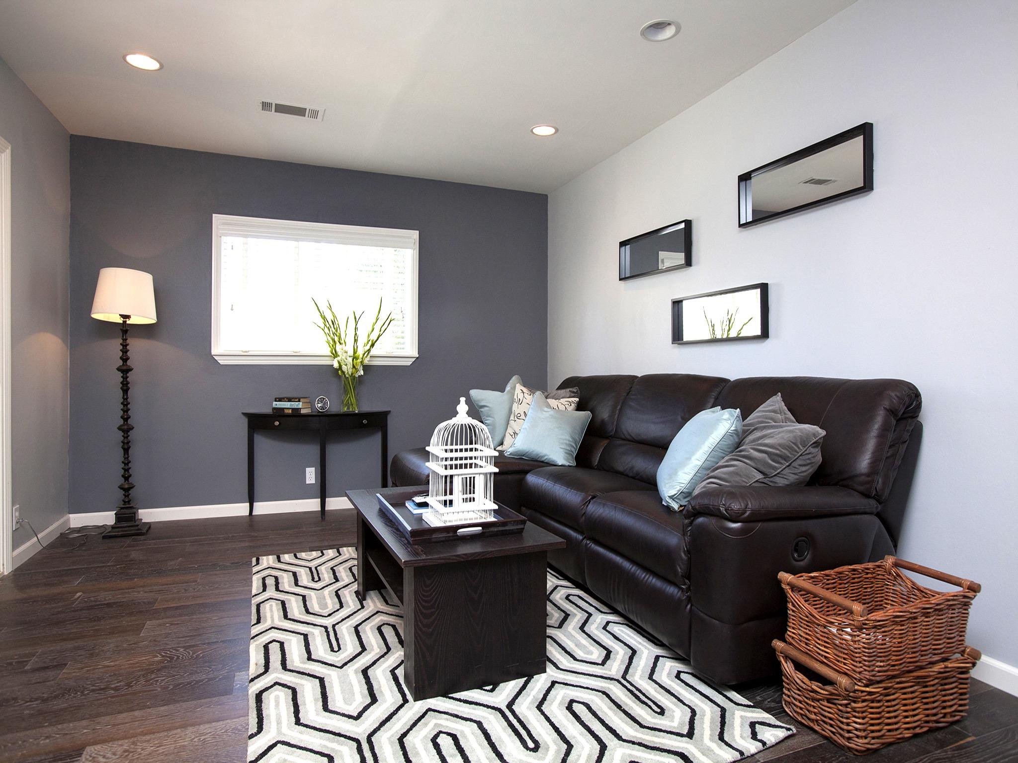 Smart Decoration For Narrow Living Room Interior 15430  Living Room Ideas