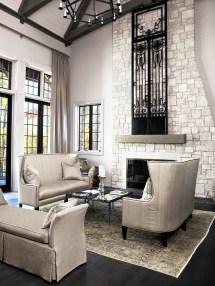 European Interior Design Living Room
