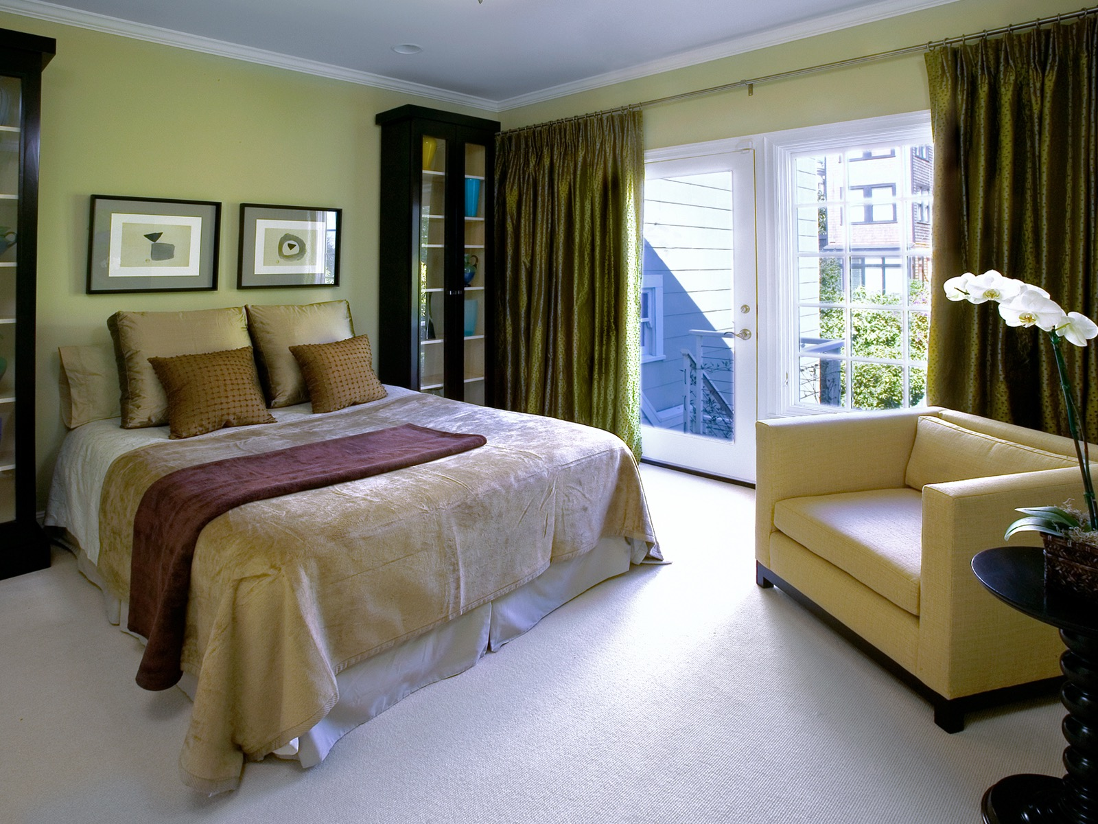 20 Lovely Bedroom Paint And Color Ideas