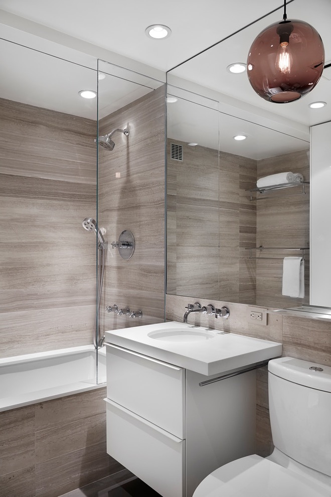 20 Modern Contemporary Shower Ideas 15200  Bathroom Ideas