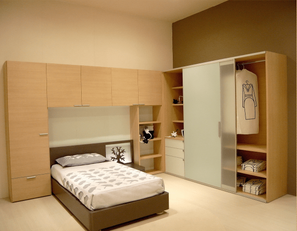 Room Design Ideas for Small Bedrooms