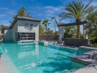 20 Modern Infinity Swimming Pool Design Ideas #18120