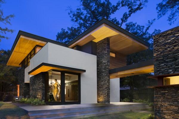 exterior 30 stunning modern landscape