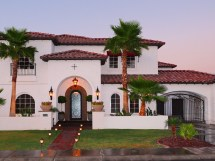 Spanish Style Home Exteriors