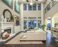 Color Schemes For Living Rooms With High Ceilings ...