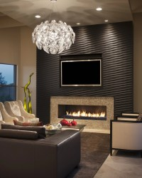 30 Beautiful Ideas For Living Room Wall Decor #18510 ...