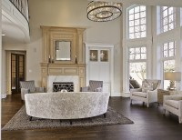 French-Style Living Room Interior Decor #17706 | Living ...