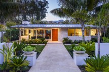 Mid Century Modern with Metal Roofs