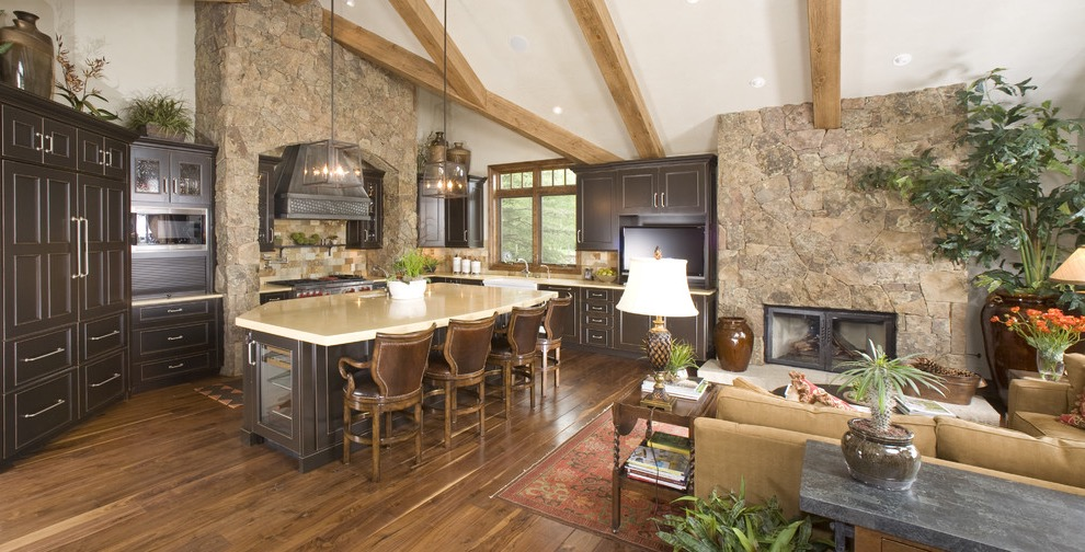 20 Living Room And Kitchen Combo Ideas 17760 Kitchen Ideas