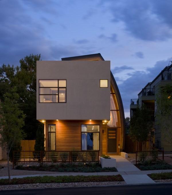Modern Contemporary House Exterior