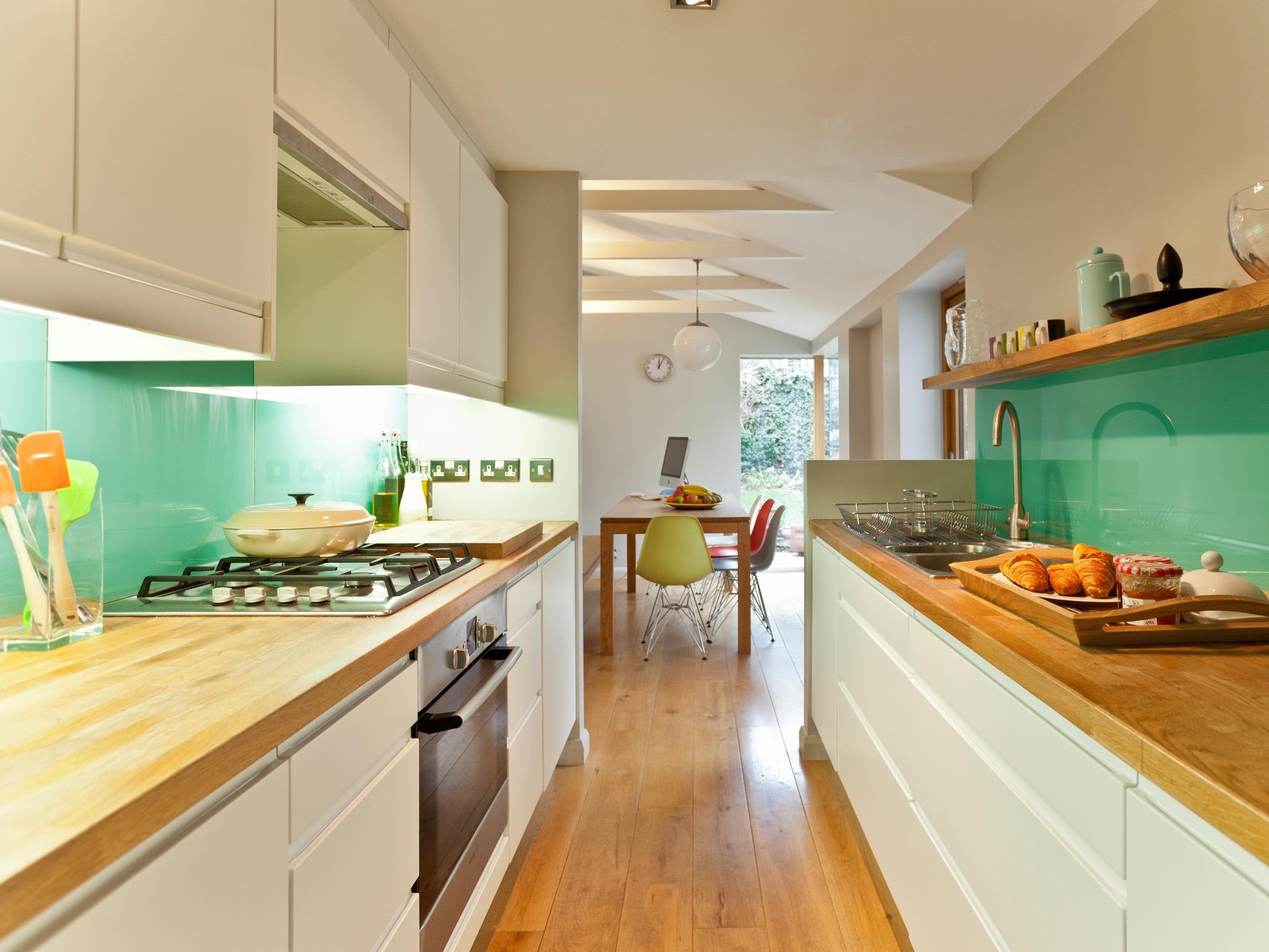 Kitchen Ideas Narrow Space