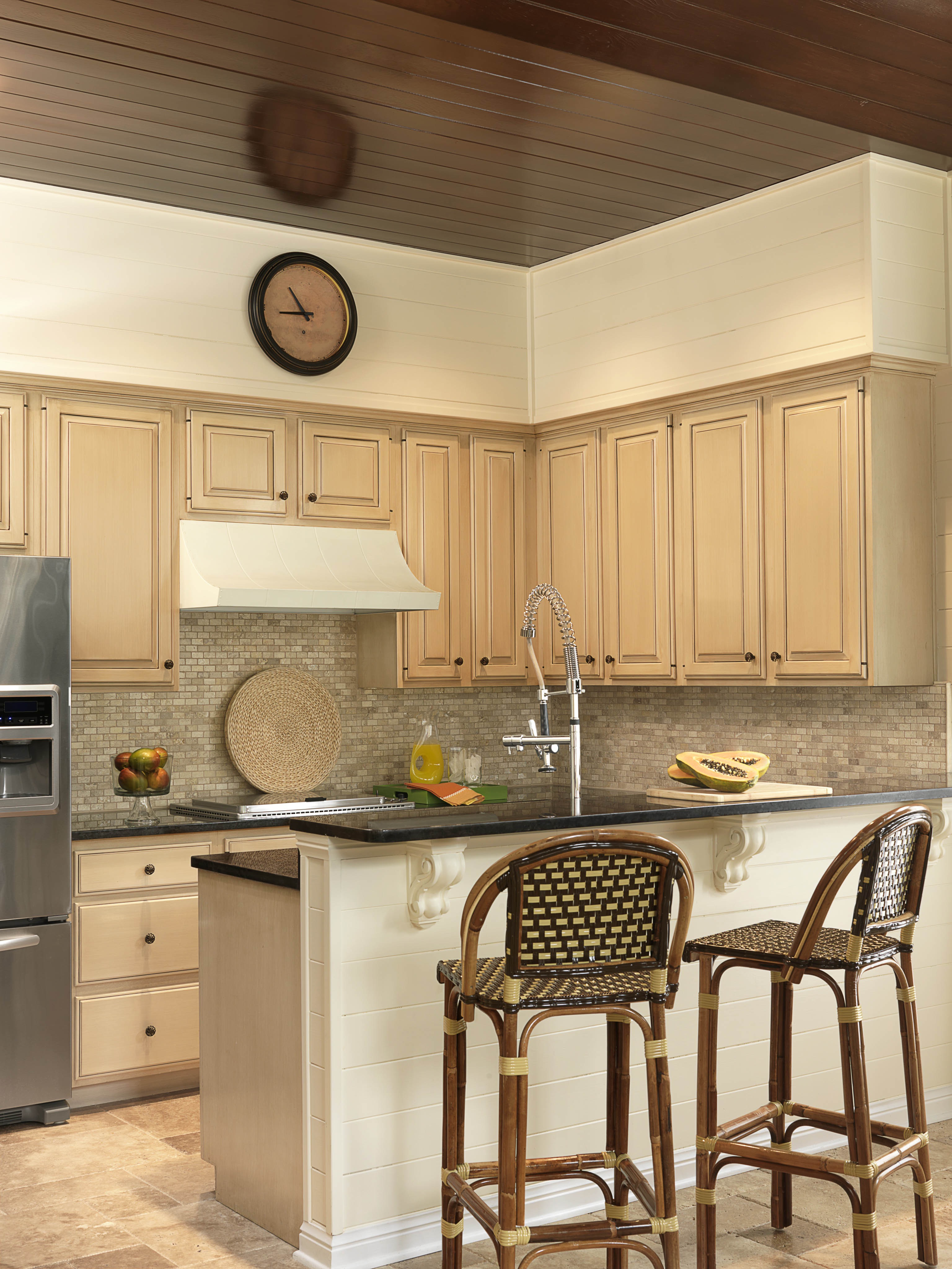 Long Narrow Kitchen Layout Ideas