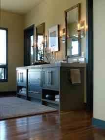 Vintage Green Bathroom Vanity