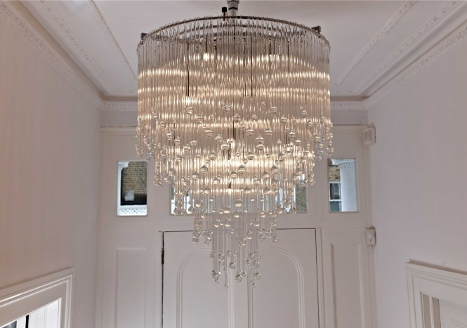 7 Useful Tips To Install Extra Large Modern Chandeliers Shining Within Image