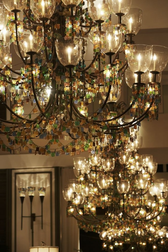 9 Best Images About The Kahala Chandelier On Pinterest Turquoise Inside Giant Chandeliers Image 3