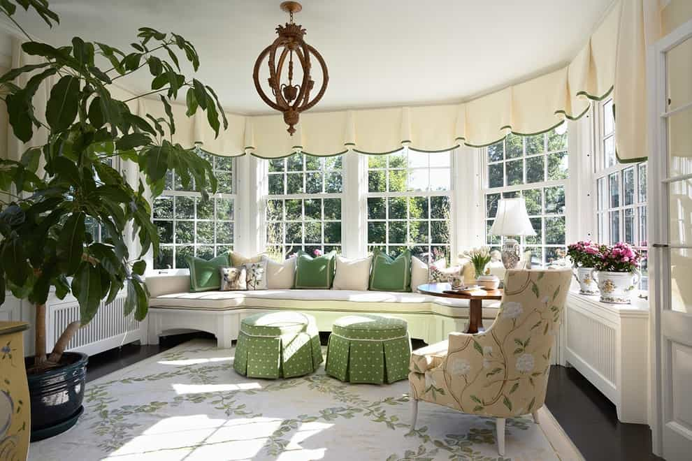 window treatments ideas large windows living room small with tv and dining table 20 beauty valances cornices #22370 ...