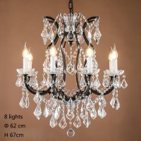 15+ French Crystal Chandeliers | Chandelier Ideas