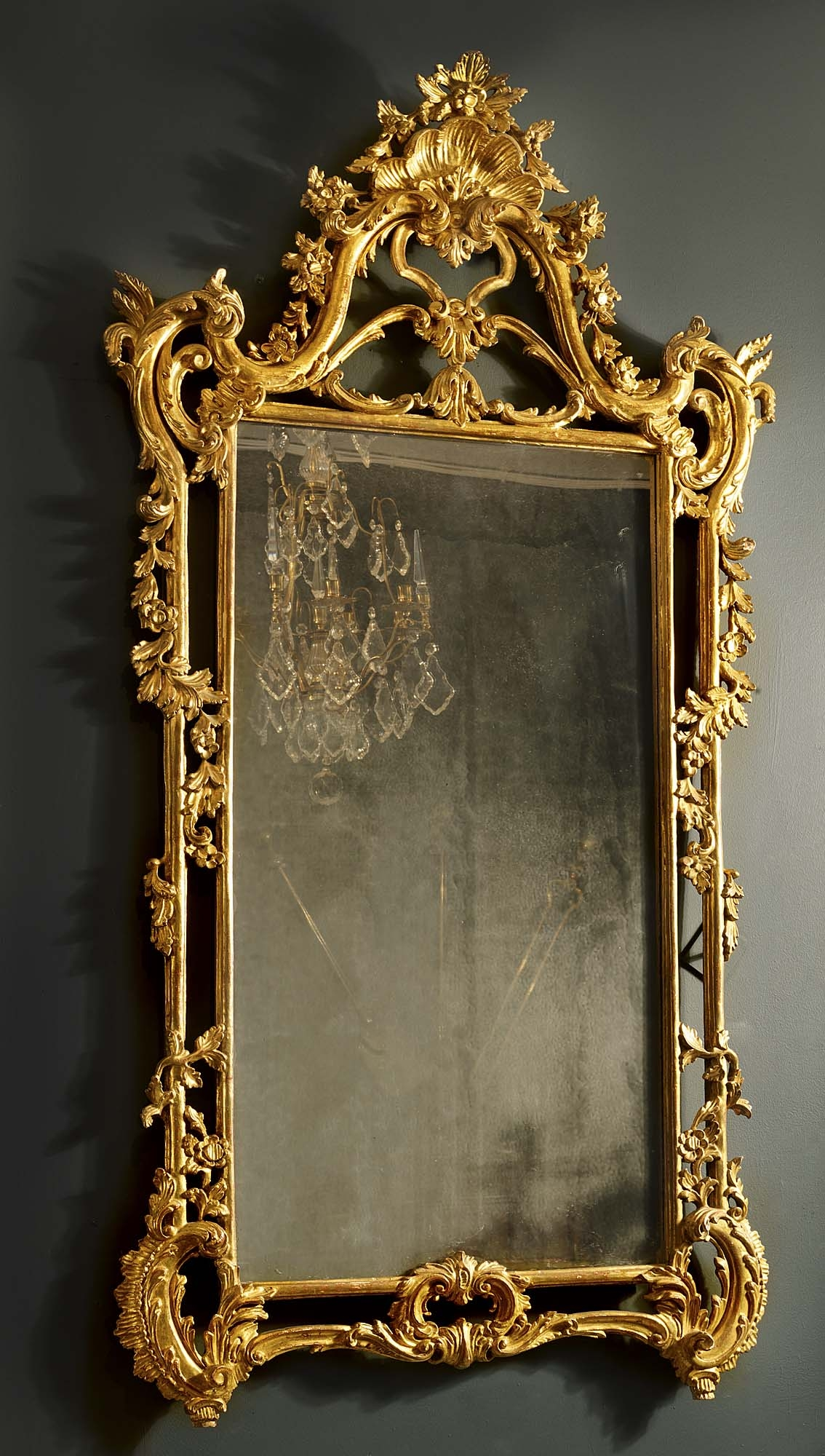 15 Inspirations Antique Gilded Mirror Mirror Ideas