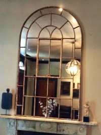 15 Collection of Window Arch Mirror | Mirror Ideas