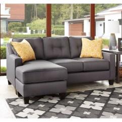 Navasota Charcoal Sofa Ashley Furniture Lazy Boy Jenna Reclining 15 Collection Of Gray Ideas