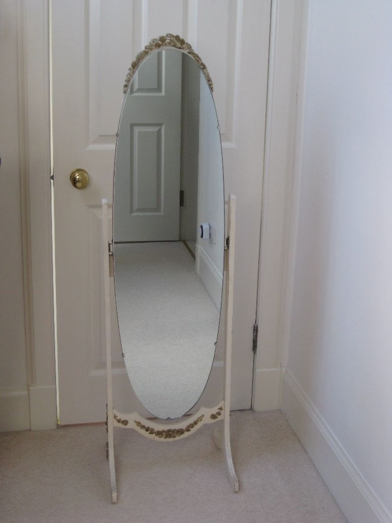 15 Best Collection of Vintage Free Standing Mirrors
