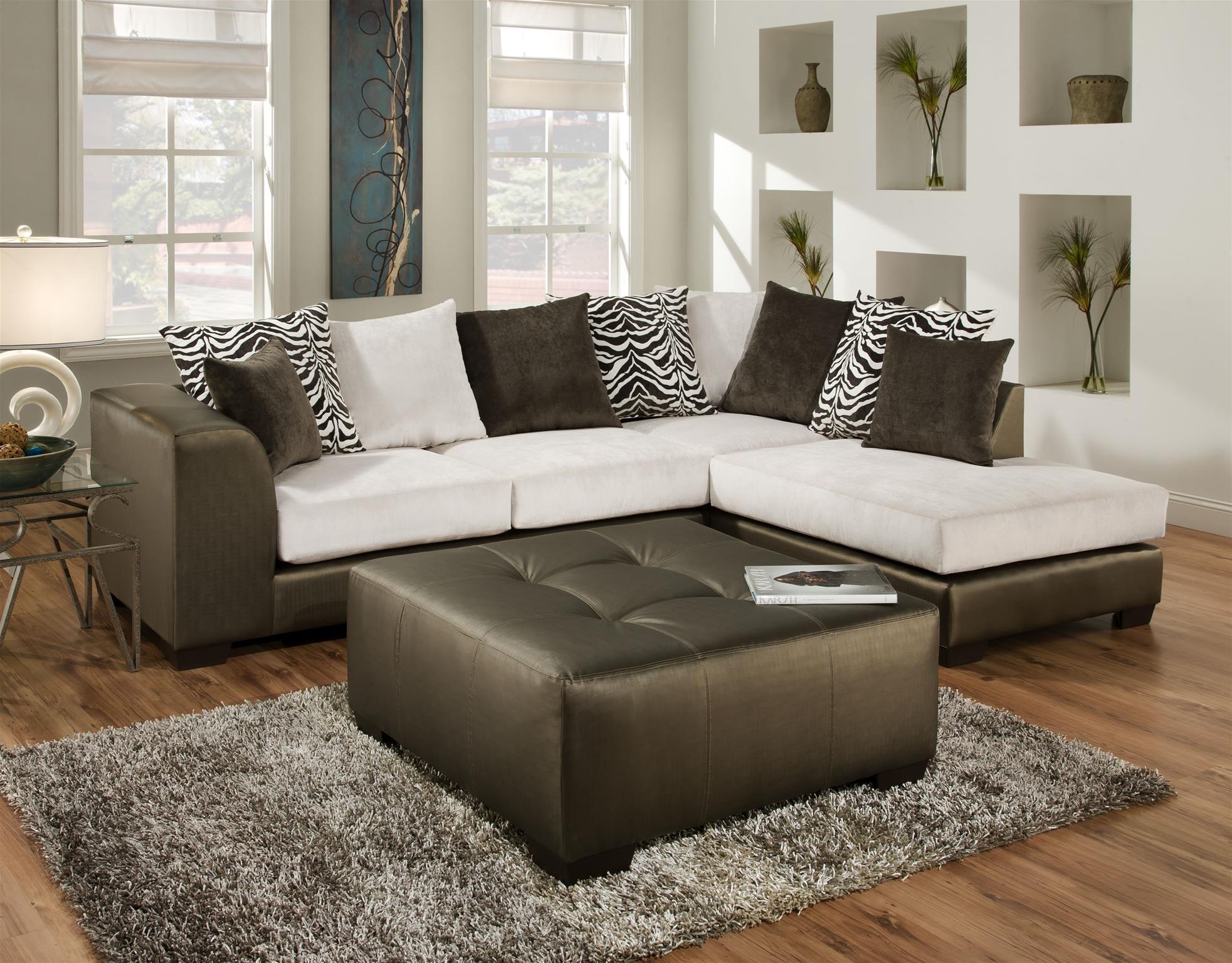 beautiful sofa sets milo baughman curved 15 43 diana dark brown leather sectional set ideas