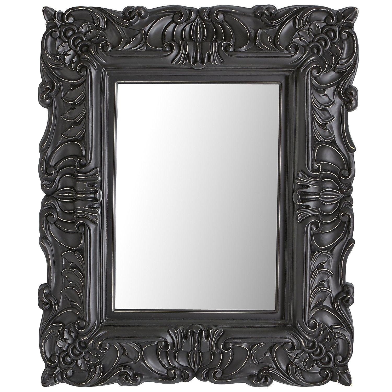 15 Inspirations Black Baroque Mirror Mirror Ideas