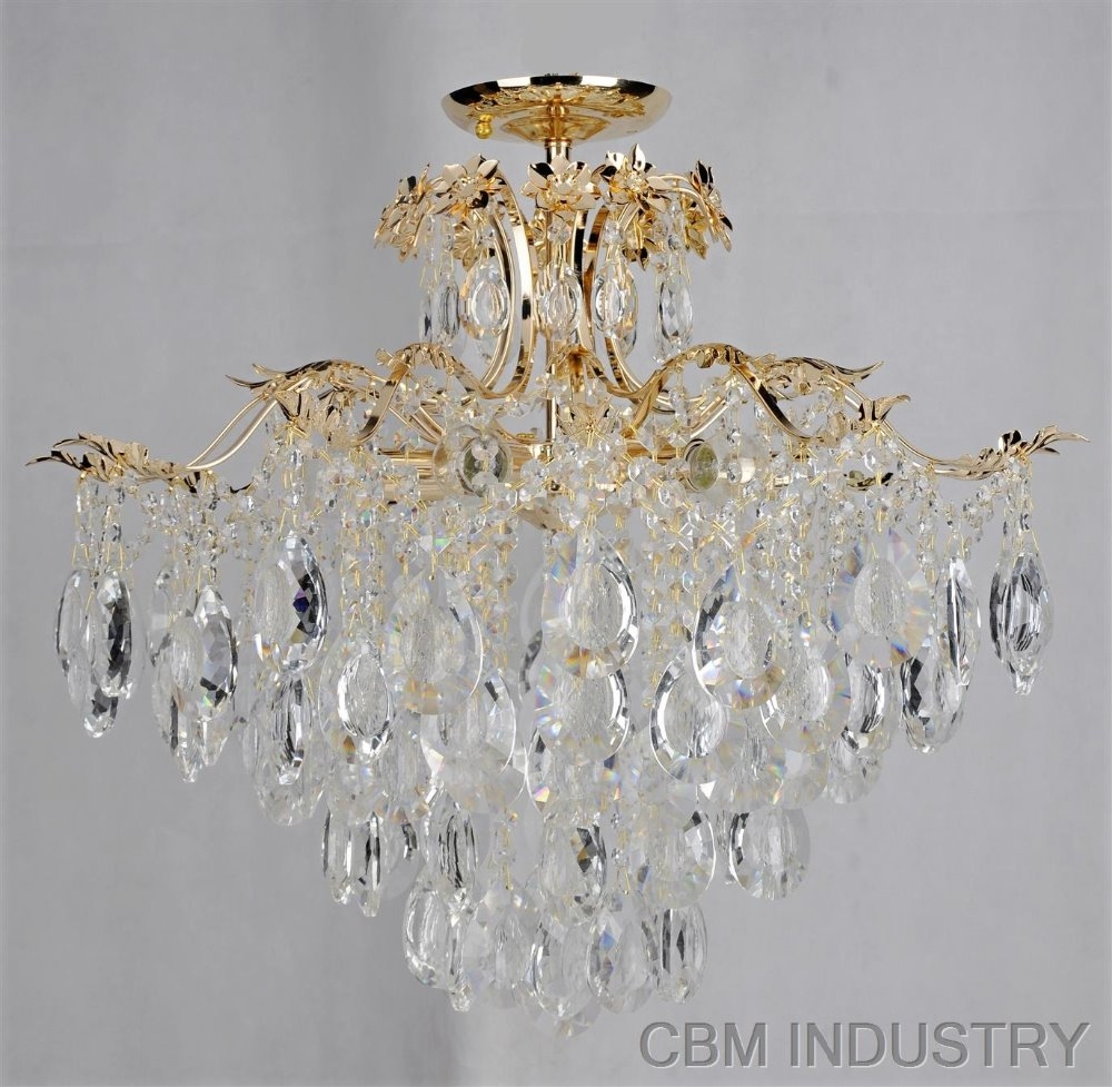 15 Photos Chandelier for Low Ceiling