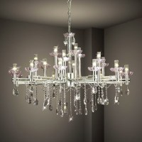 15 Collection of Large Modern Chandeliers | Chandelier Ideas