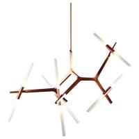 15+ Copper Chandeliers | Chandelier Ideas