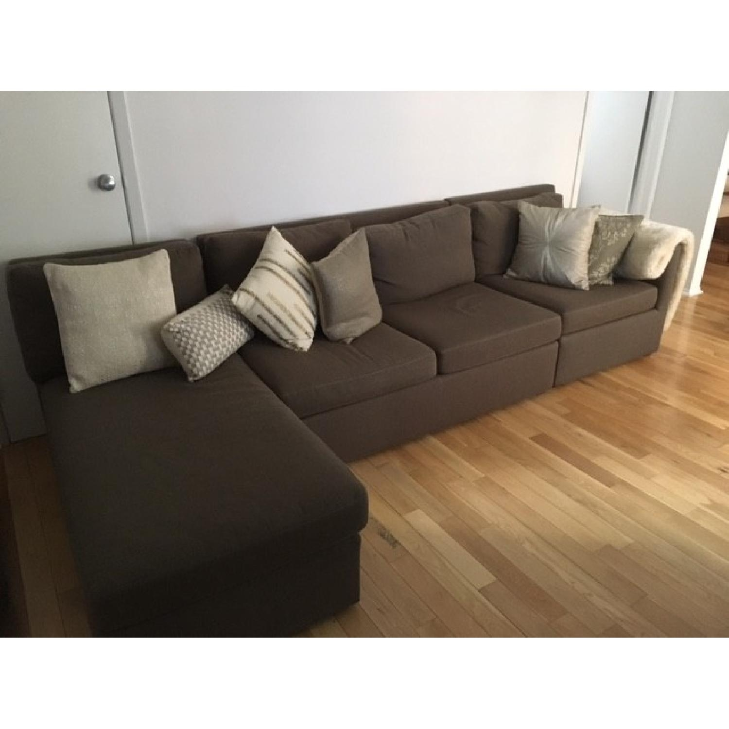 crate and barrel lounge sofa pilling small leather sofas for rooms uk 15 collection of sectional ideas