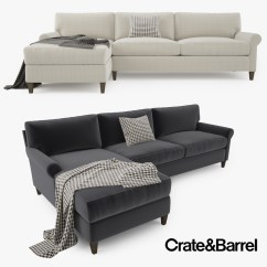 Crate And Barrel Lounge Sofa Pilling Grey Chesterfield 15 Collection Of Sectional Sofas Ideas