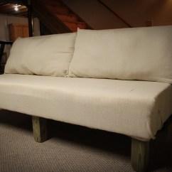 Sofa Framework Tutorial Karlstad Bed Slipcover Isunda Gray Diy Sectional Frame Plans Ideas