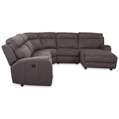 Harper Fabric 6 Piece Modular Sectional Sofa Carlyle Sofas Reviews 15 Collection Of Ideas