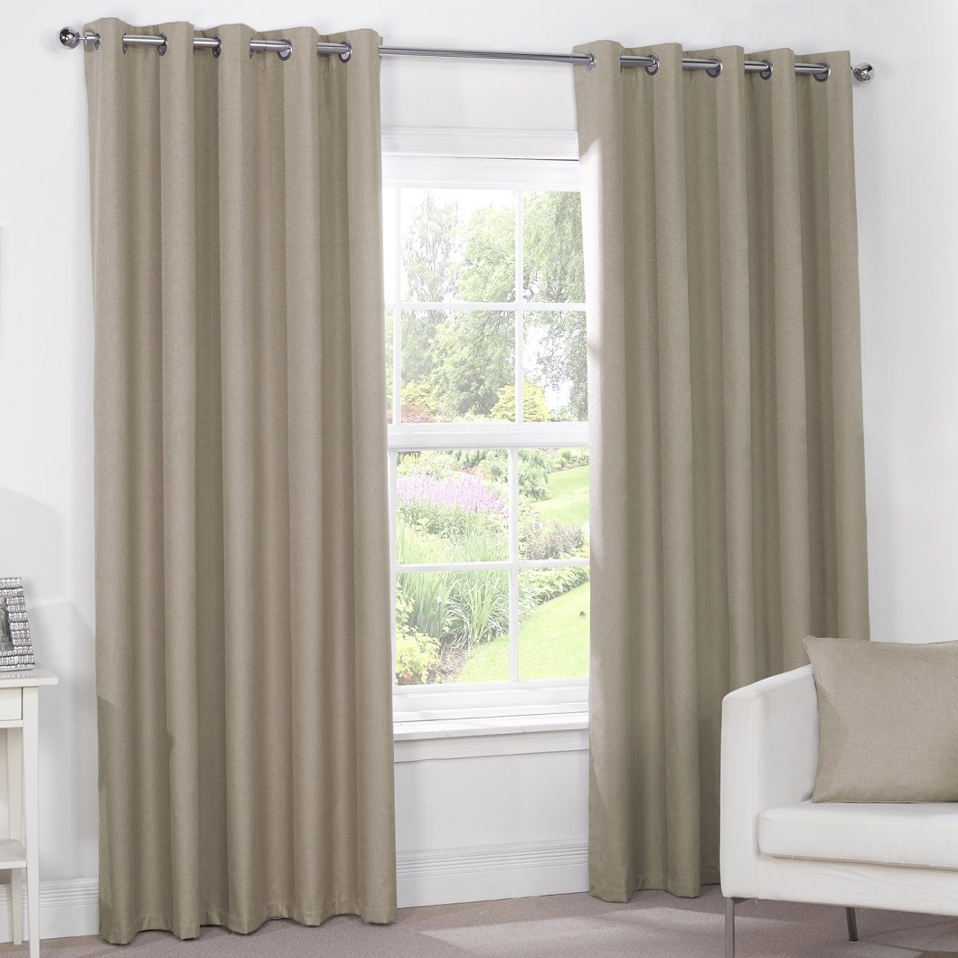 Extra Long Eyelet Curtains Functionalities Net