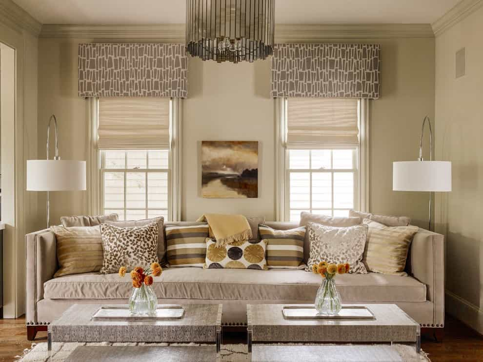 20 Beauty Window Valances And Cornices Ideas 22370