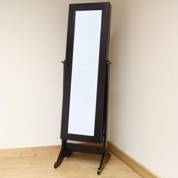 15 Best Black Floor Standing Mirror | Mirror Ideas