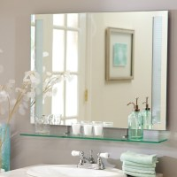 15 Best Wall Mirror Without Frame | Mirror Ideas