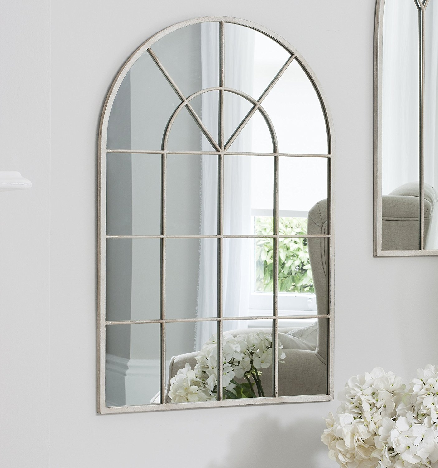 15+ White Arch Mirror | Mirror Ideas