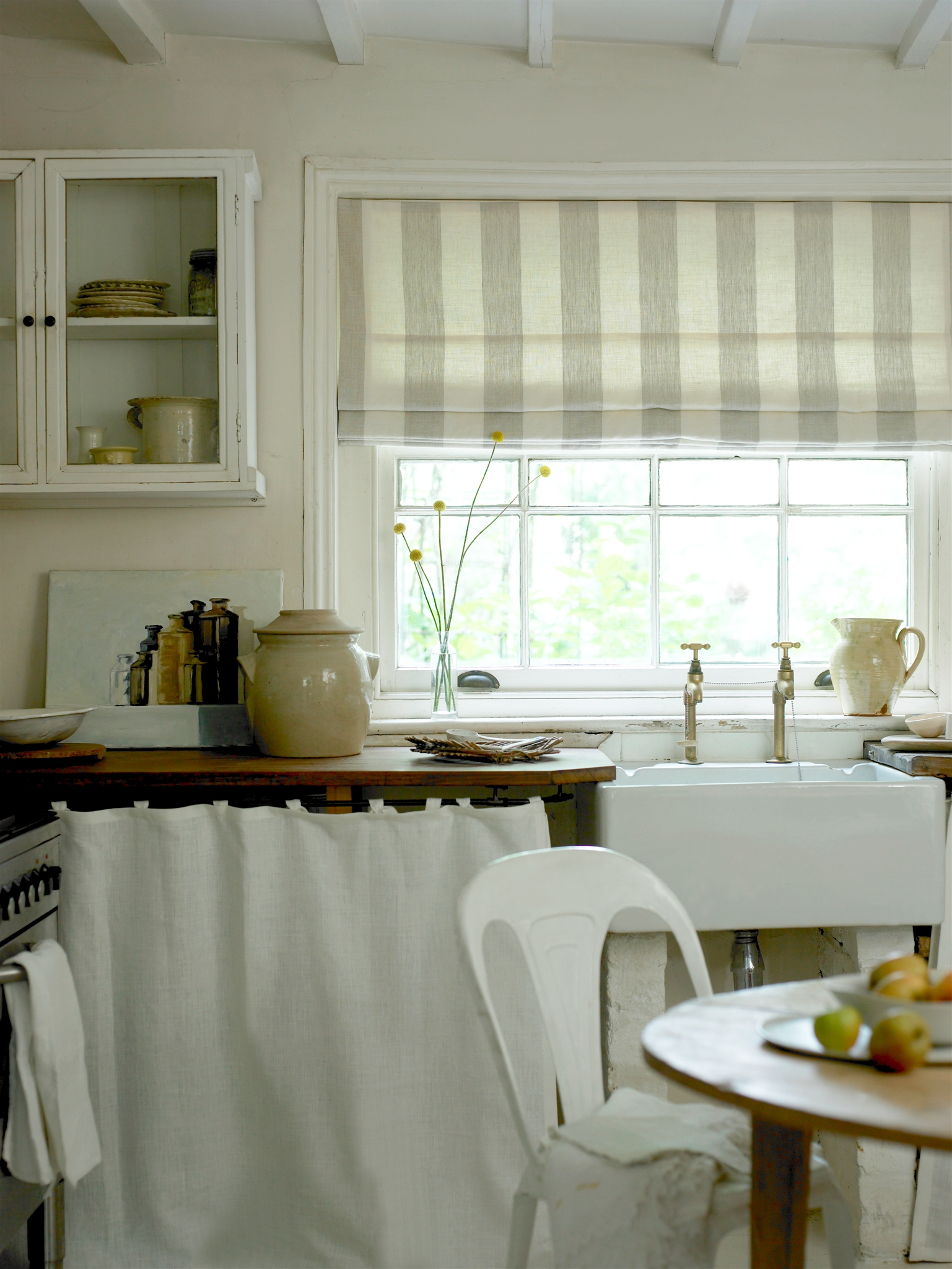 modern kitchen window treatments portable sink 15 collection of red roman blinds curtain ideas