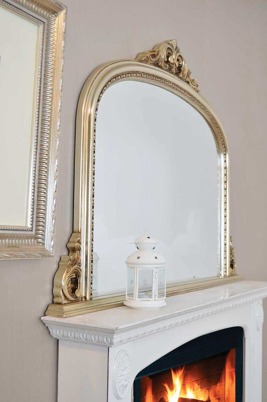 15 Best Ideas Large Mantel Mirrors  Mirror Ideas