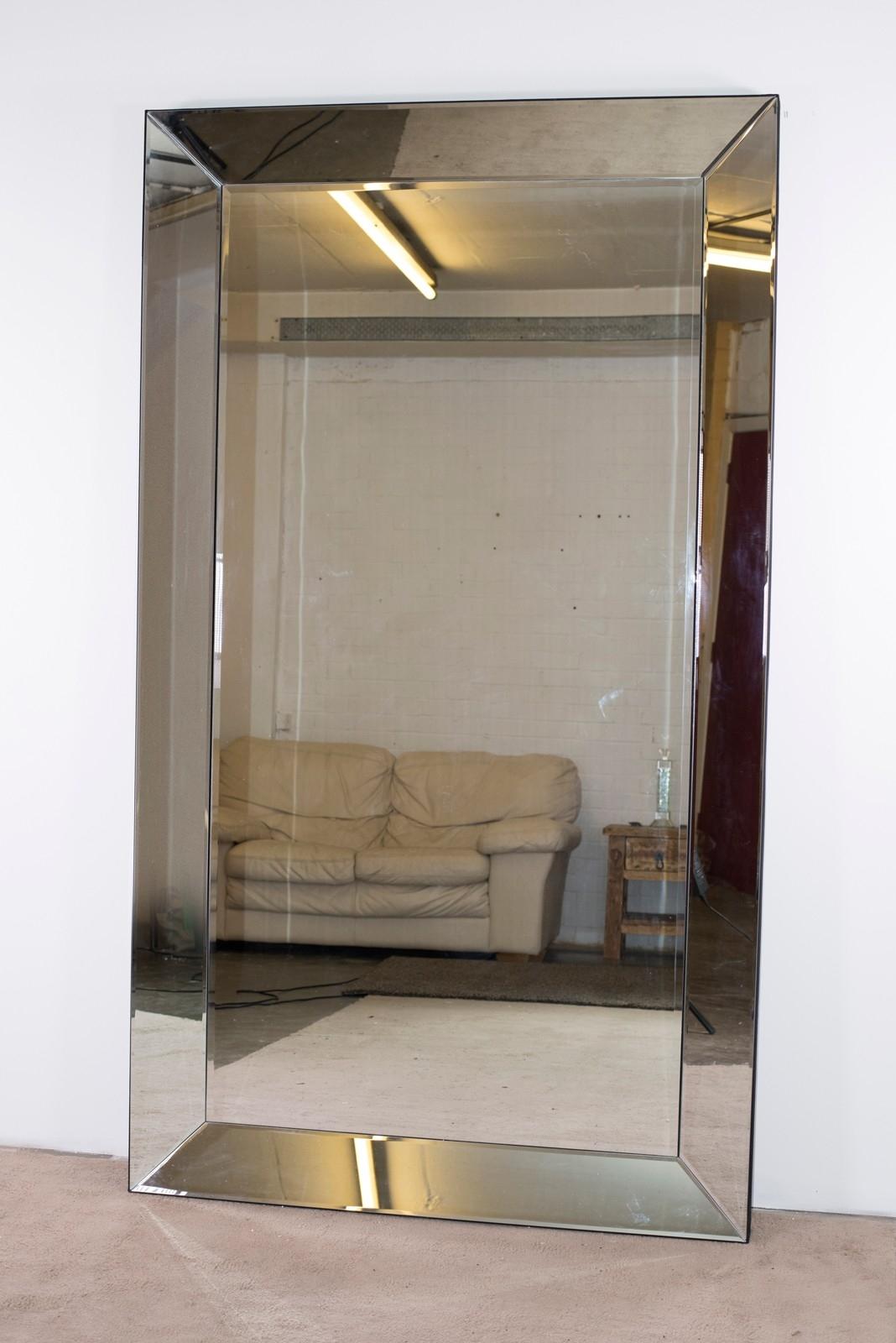 15 Best Ideas Large Frameless Wall Mirrors
