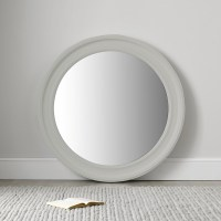15 Best Collection of White Round Mirror | Mirror Ideas