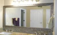 Silver Bathroom Mirror Rectangular | Mirror Ideas