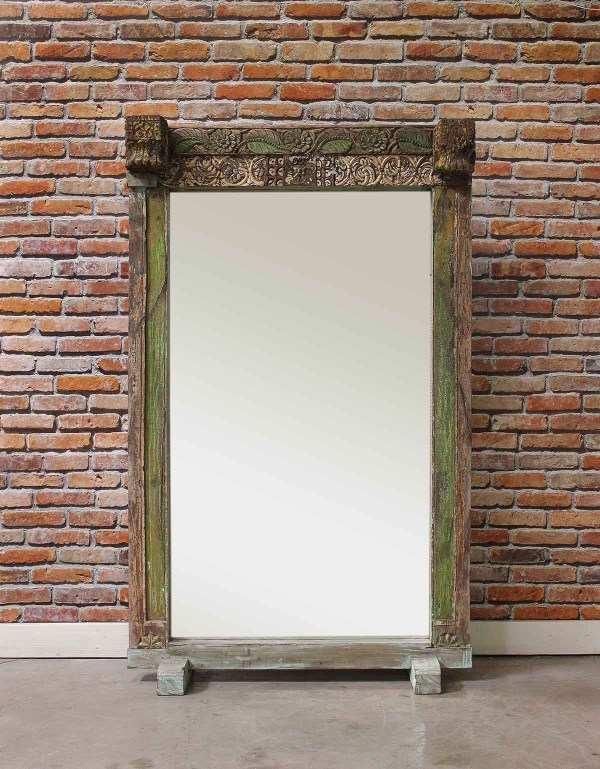 Vintage Large Floor Mirror